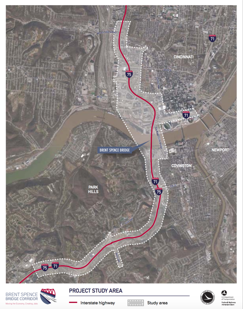 The Brent Spence Corridor Project