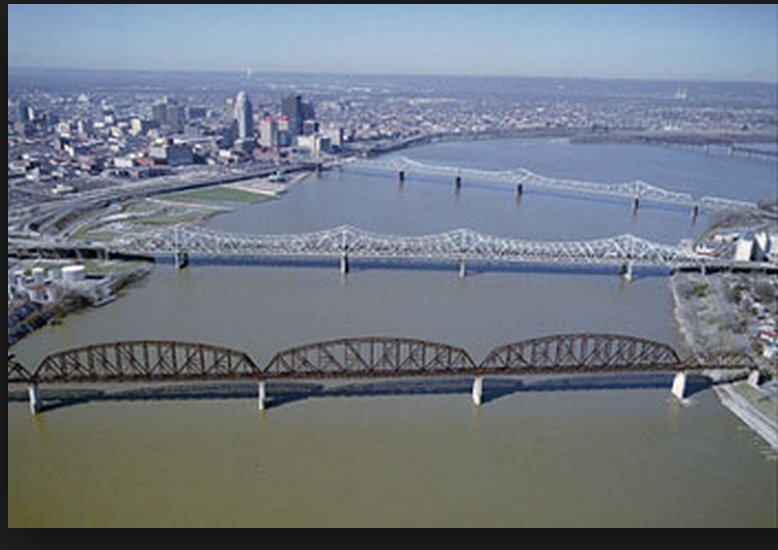 Brent Spence Bridge Louisville Bridge